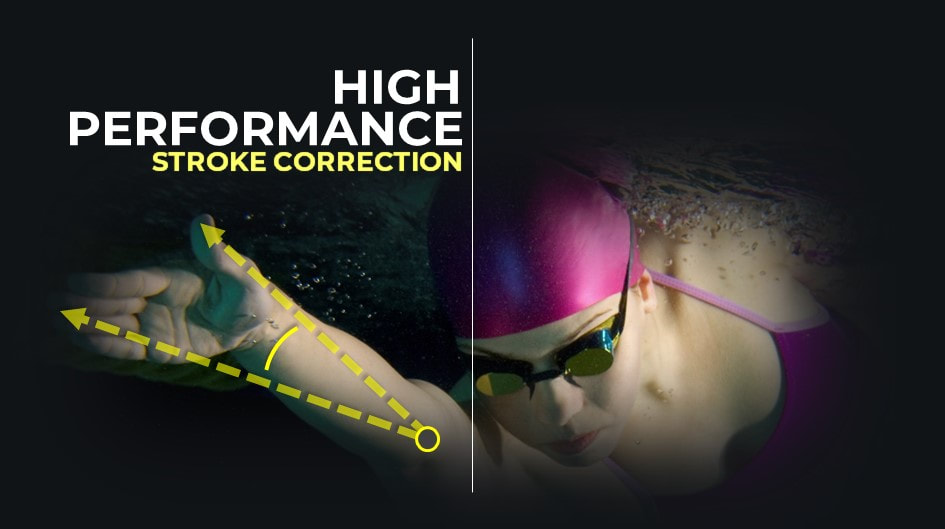 Strictly Swimming stroke correction